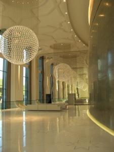 Projet en stratistaff de plus de 5000 m2 : Palais du Président, Tashkent (Ouzbekistan)