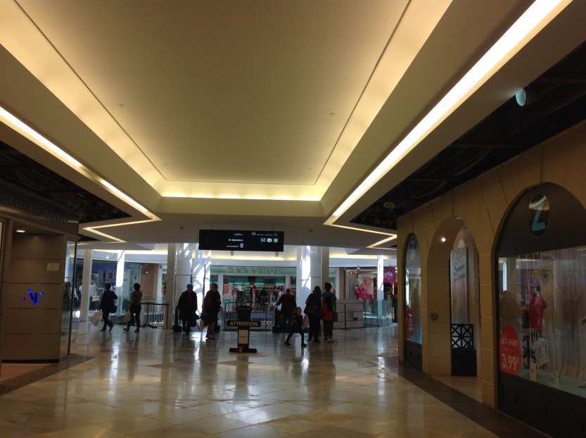 La Toison d'Or a fait peau neuve en 2013 : rénovation et extension pour un centre commercial 100% luxe !