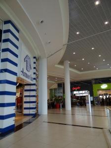 Espaces détentes, restaurations et shoppings autour de 50 boutiques chics et un hyper fonctionnel.
