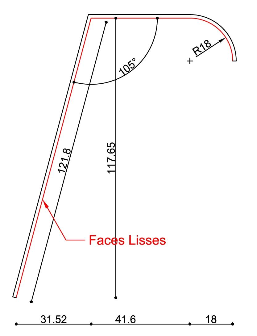 Plan, Leclerc de Saint-Grégoire (35)