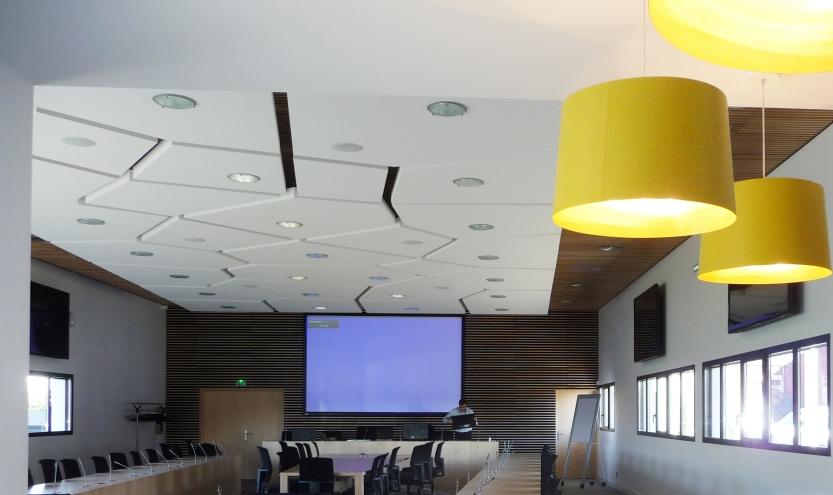 Salle de réunion, siège social de VIVADOUR